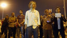 Stop and stare: Turkey's 'Standing Man' sparks protest buzz