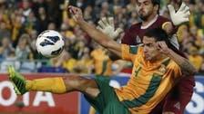 Australia beats Iraq to qualify for 2014 World Cup