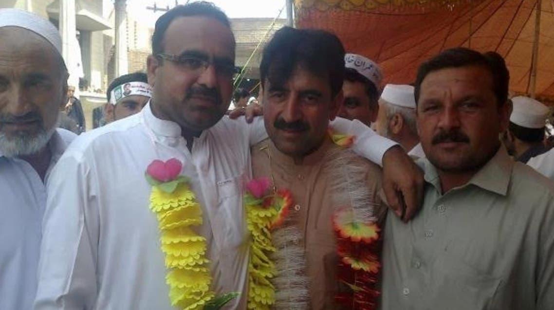 عمران خان مہمند