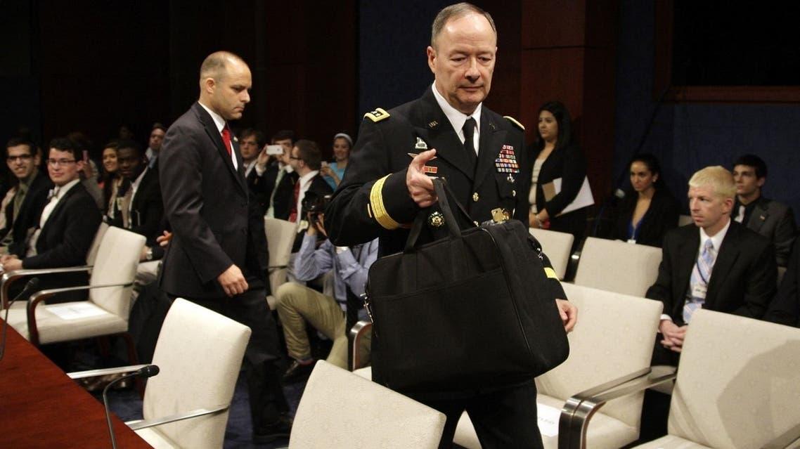 NSA director retuers