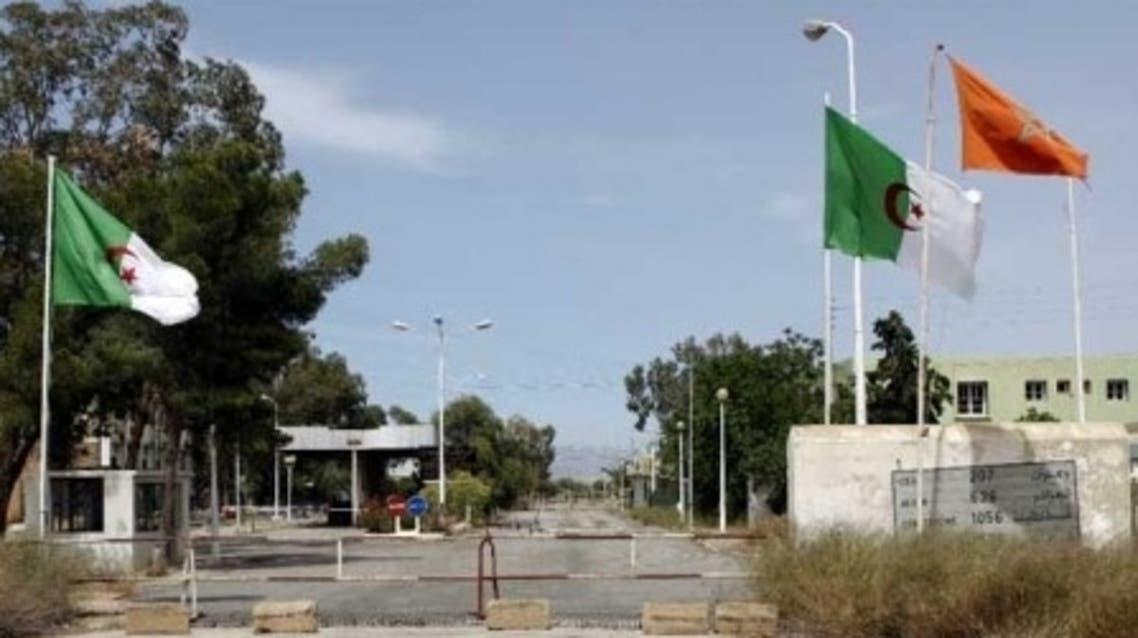 الحدود الزائر مع المغرب