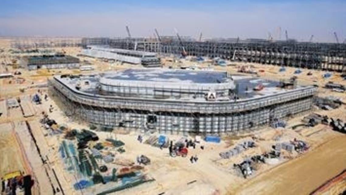 Ramboll project in saudi- AFP