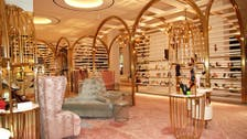 The Midas touch for your feet: Dubai unveils 24-carat gold shoes