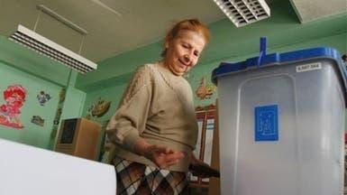 العراقيون يصوتون في الانتخابات المؤجلة بنينوى والأنبار