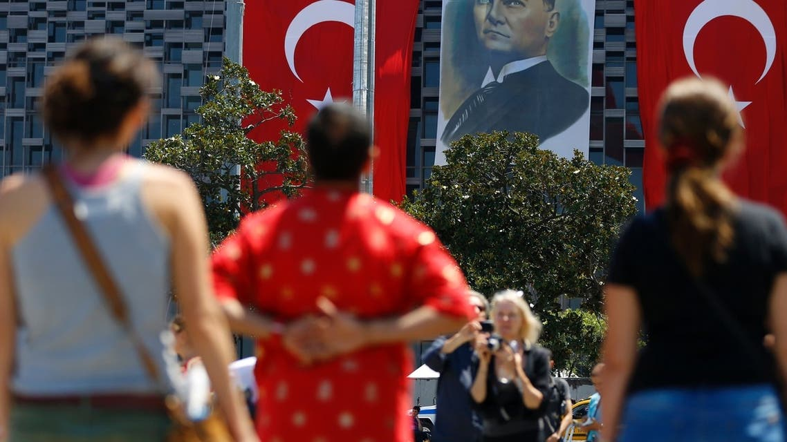 Turkey: The silent protesters