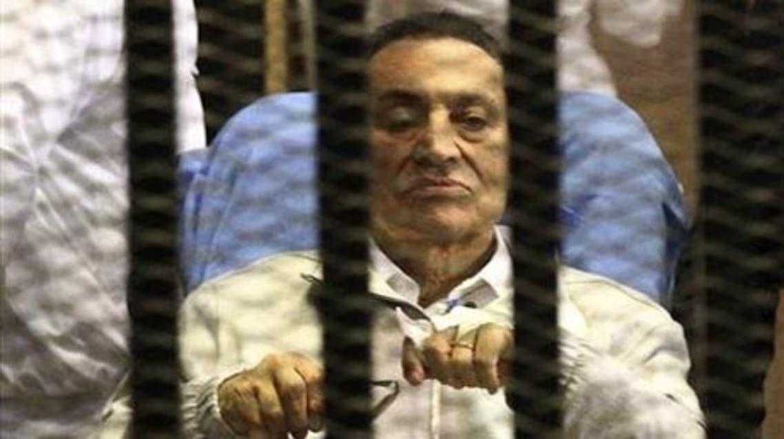 Mubarak (Reuters)