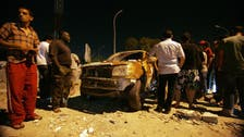 Bombs destroy police station in Libya's Benghazi