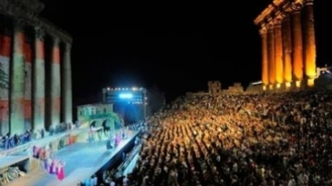 Baalbek festival (annahar)