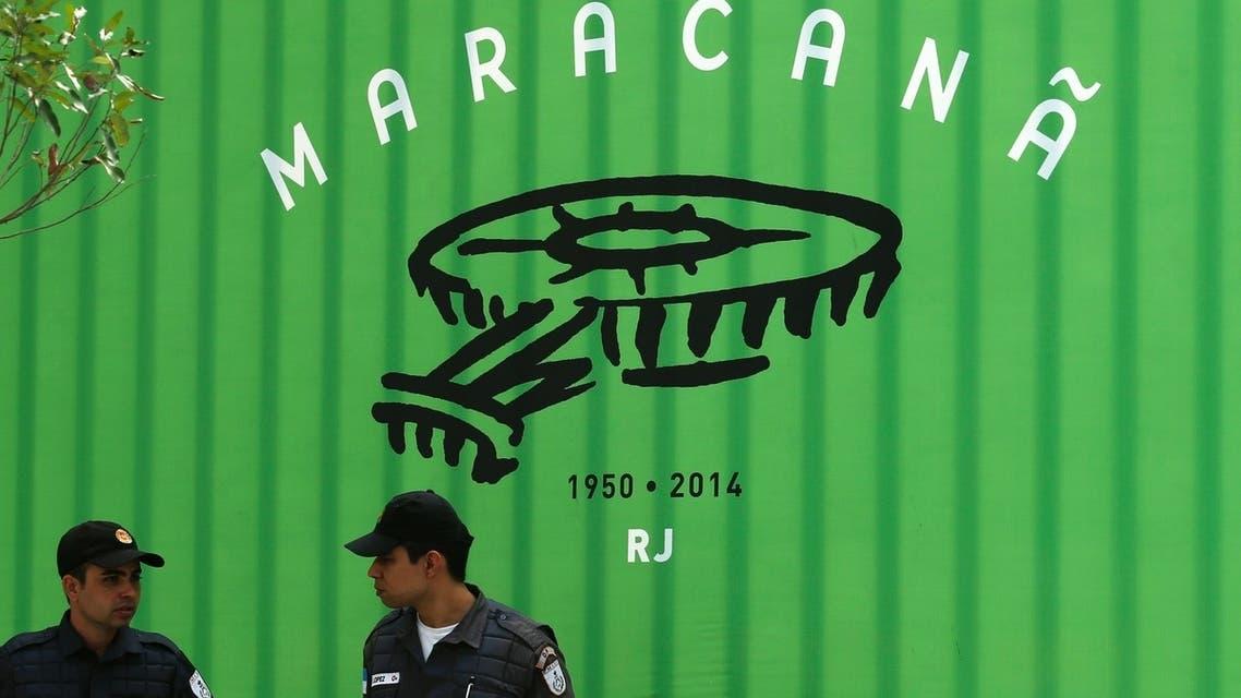 Maracana (AFP)