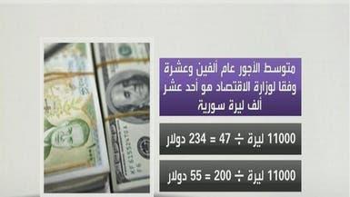 تراجع الليرة السورية لأدنى مستوى أمام الدولار