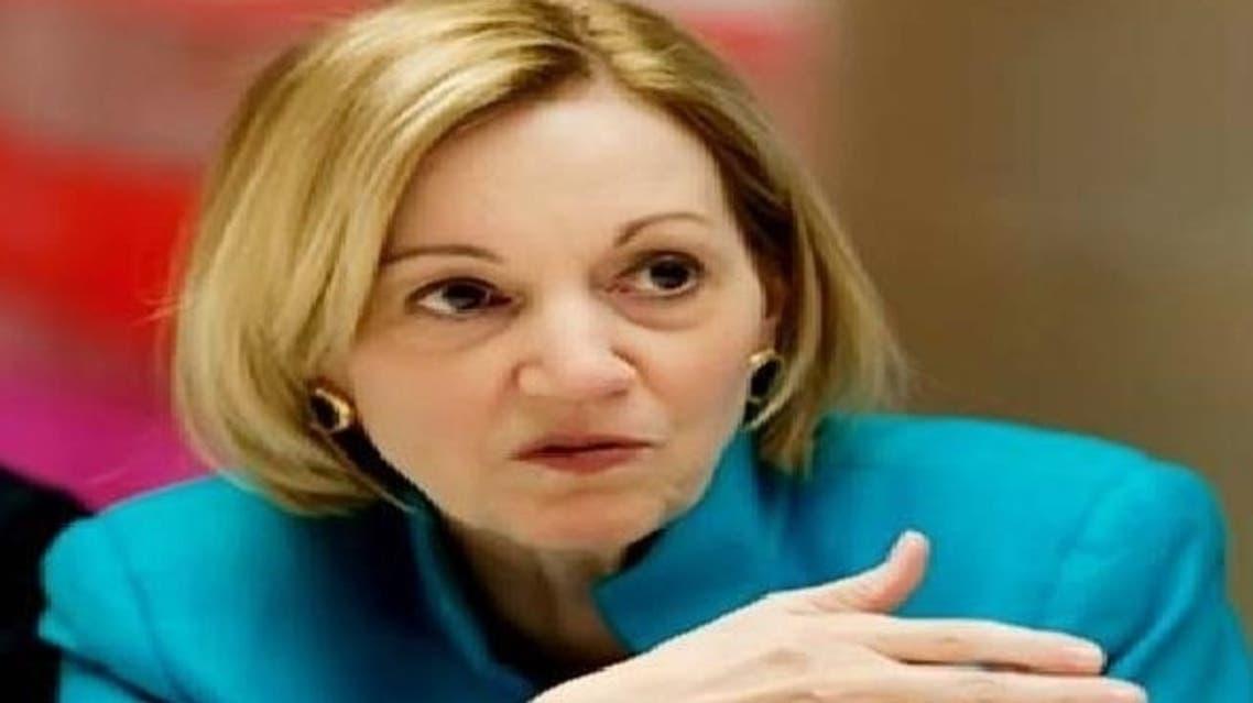 السفيرة الأميركية بالقاهرة آن باترسون