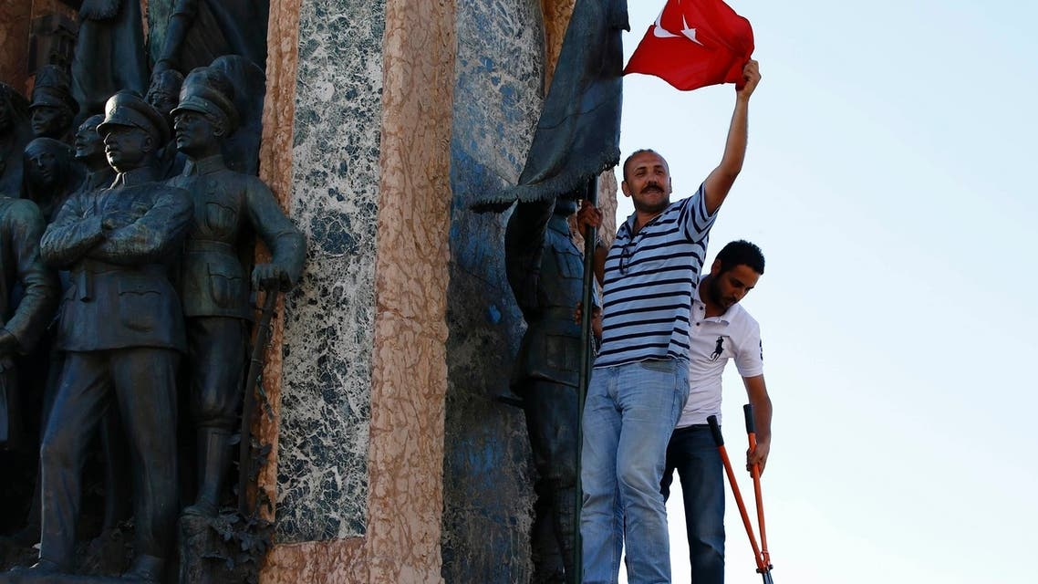 Turkey - tension continues