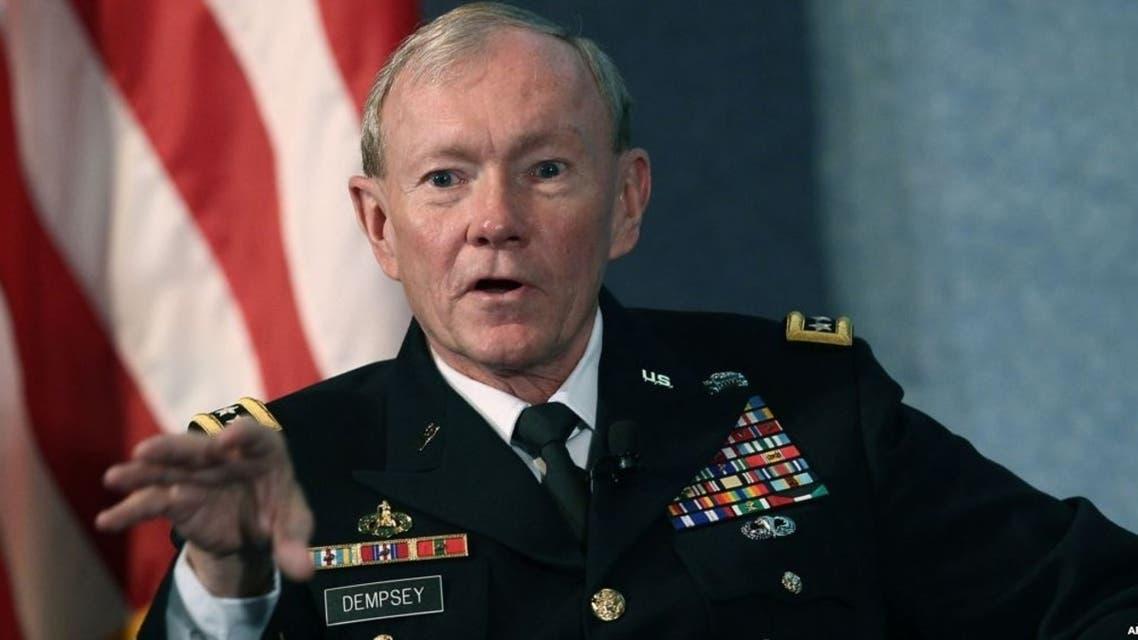 مارتین دمپسی رئیس ستاد مشترک ارتش ایالات متحده آمریکا