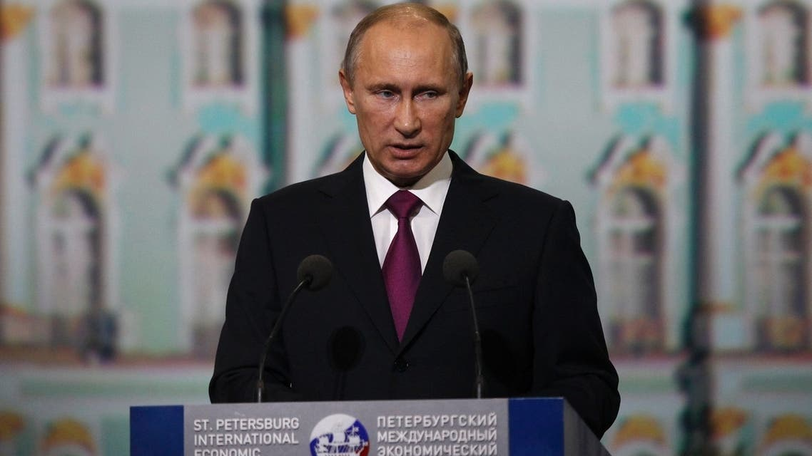 Putin (Reuters)
