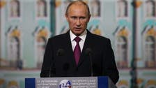 Putin says he is concerned if Assad leaves power 'now'