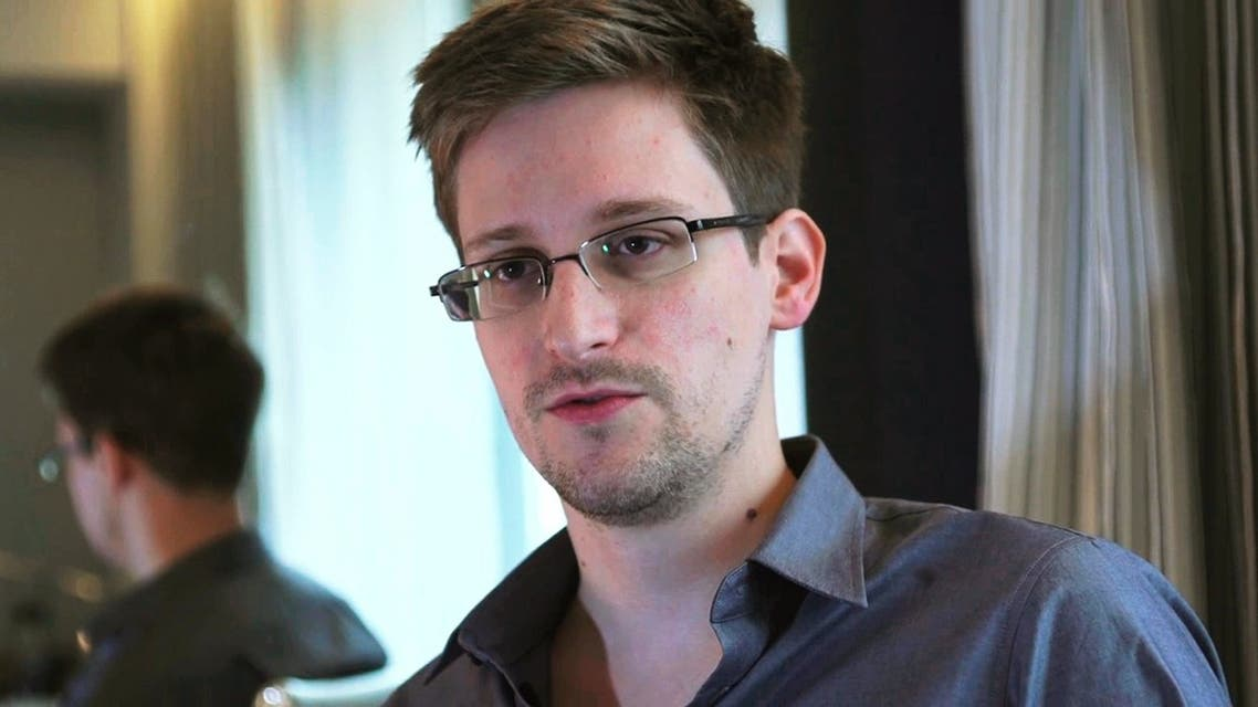 NSA whistleblower Edward Snowden, an analyst with a U.S. defence contractor, is seen in this file still image taken from video during an interview by The Guardian in his hotel room in Hong Kong June 6, 2013. (Reuters)