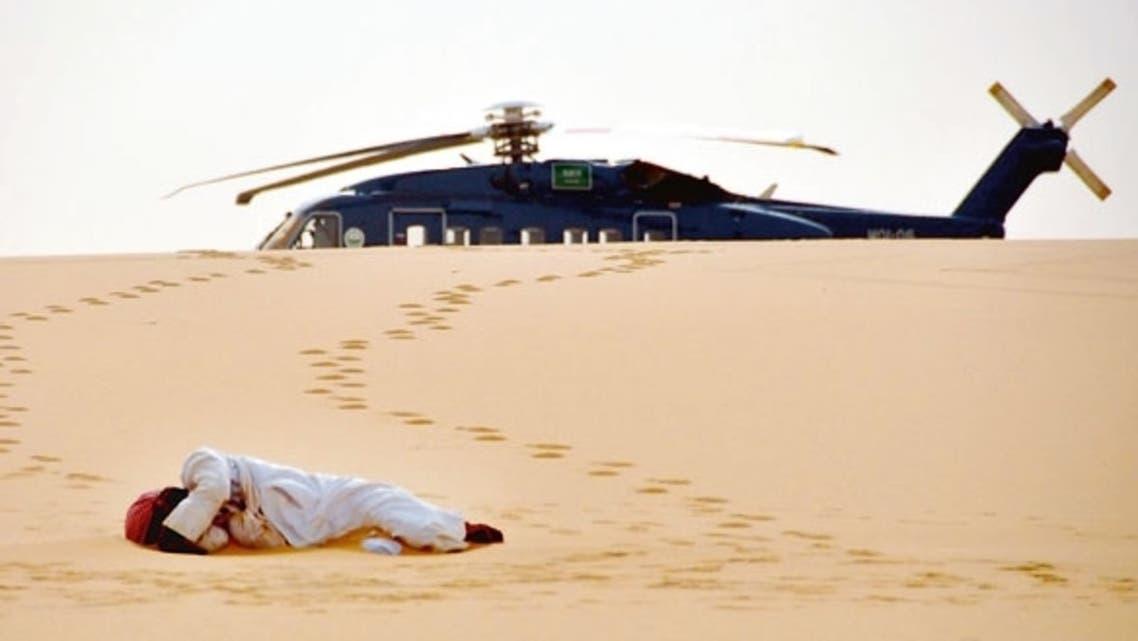 عثرت الطائرات التابعة للقيادة العامة لطيران الأمن بوزارة الداخلية على جثة مواطن خليجي وزوجته، توفيا عطشا في صحراء الربع الخالي