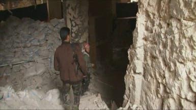 اليونيسكو تحذر المجتمع الدولي من ضياع آثار سوريا