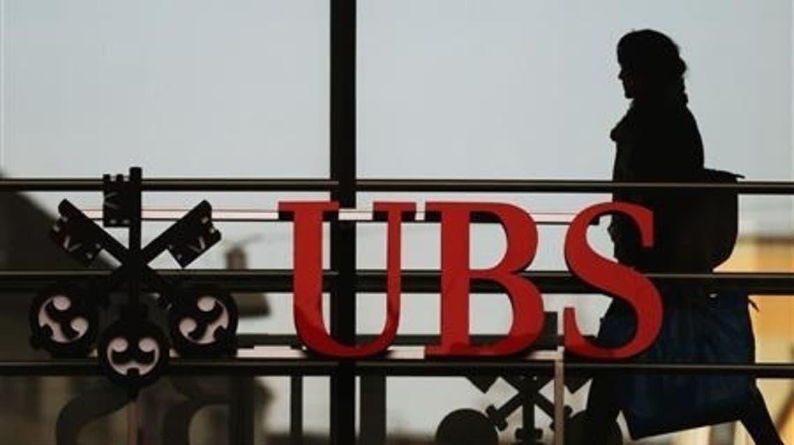 UBS AG reuters