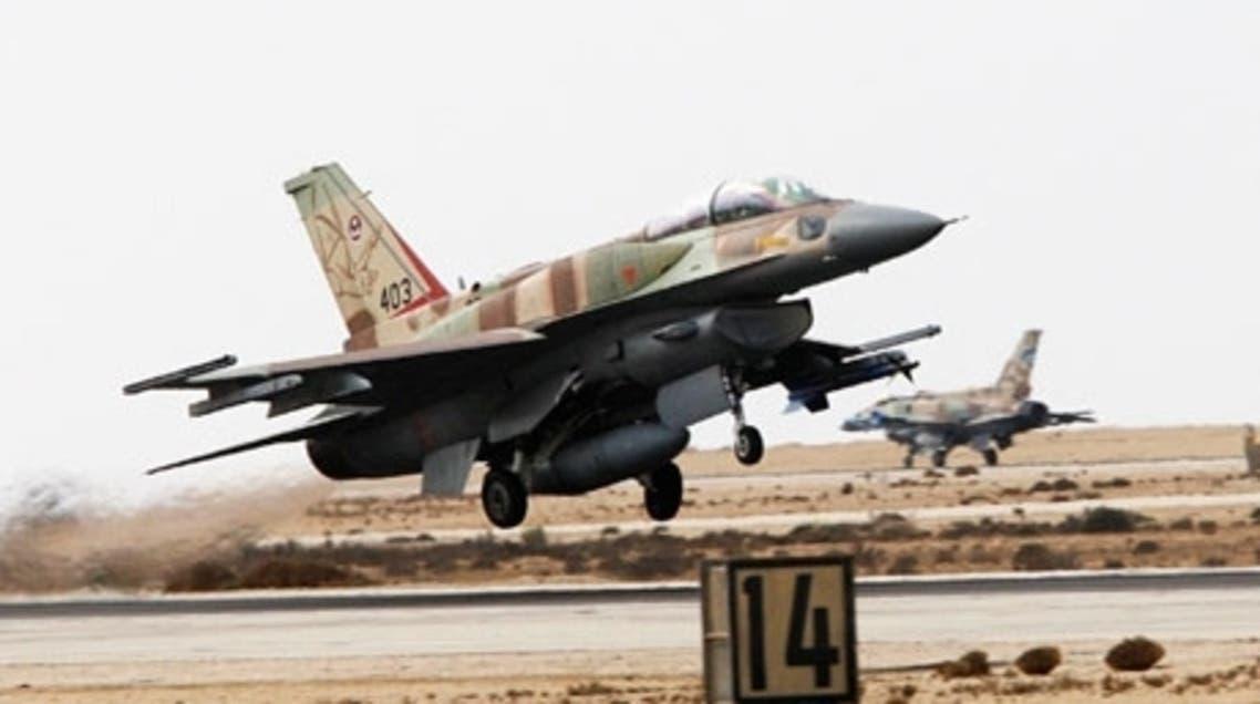 israeli plane reuters