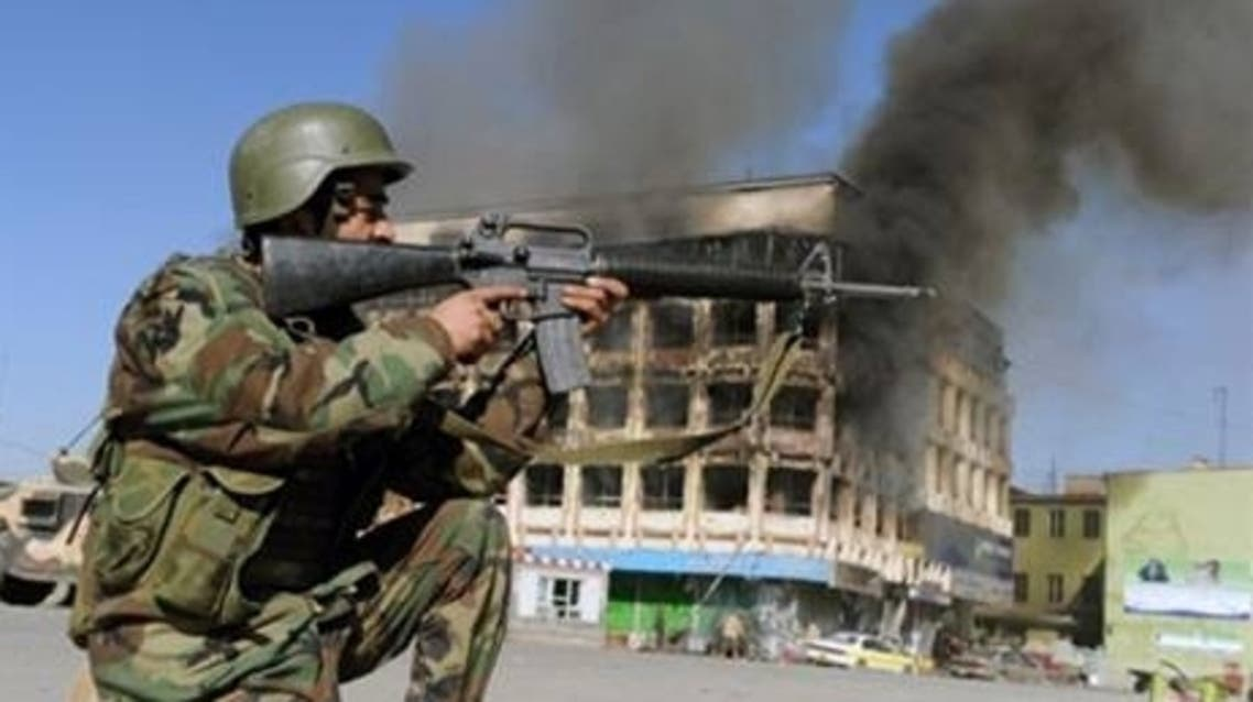 الشرطة الأفغانية تعلن مقتل مهاجمي قصر الرئاسة بكابل