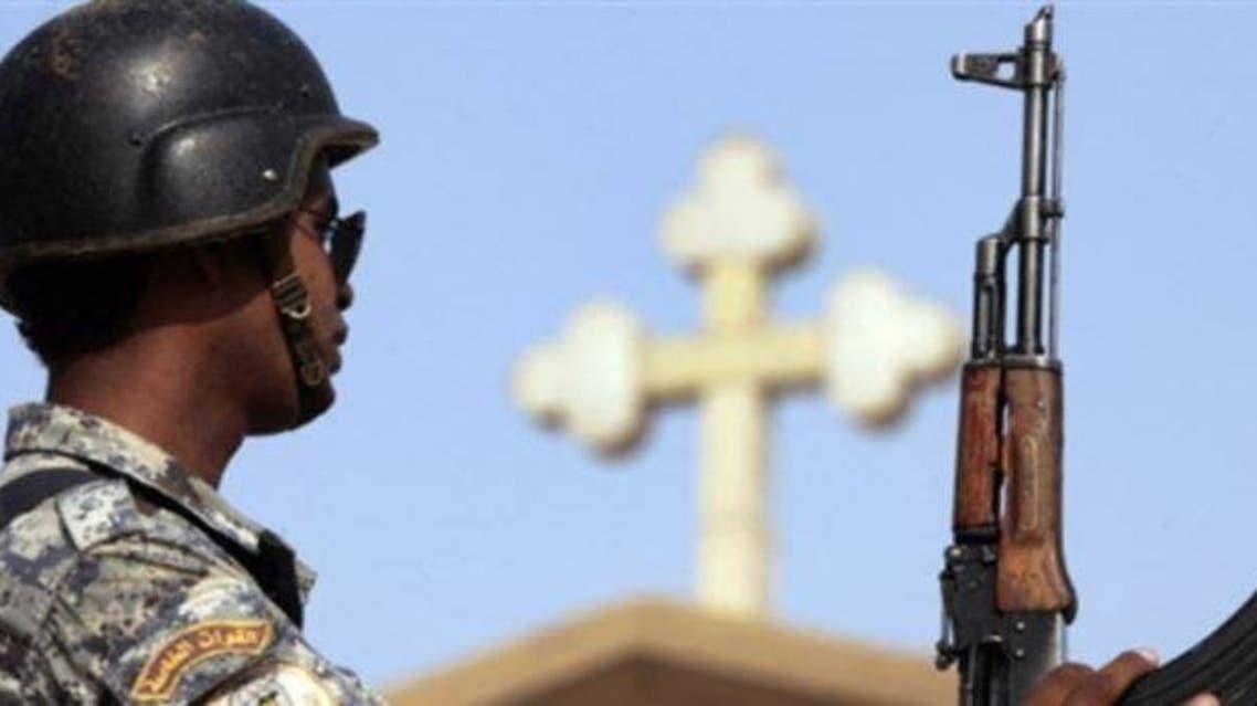 هجوم على كنيسة في العراق