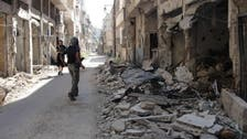 Hezbollah-backed Syrian troops take control of second city in Homs
