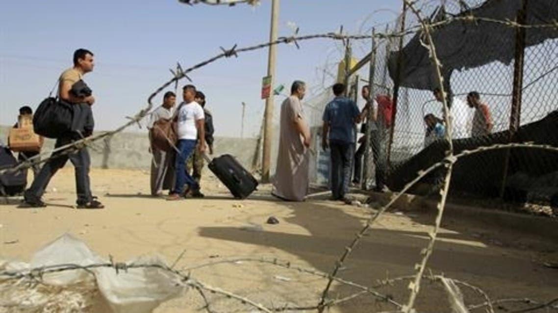 file photo afp gaza border