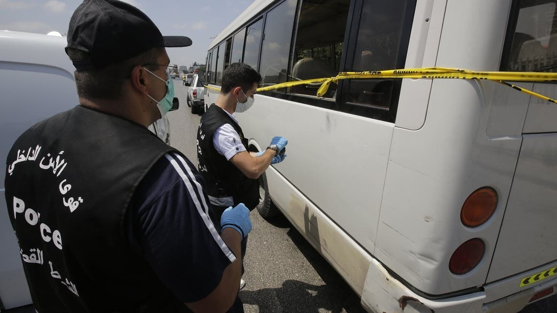 Beirut bus attack