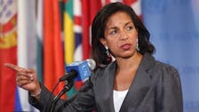 Susan Rice leaves U.N. with final blast over Syria 'moral disgrace'