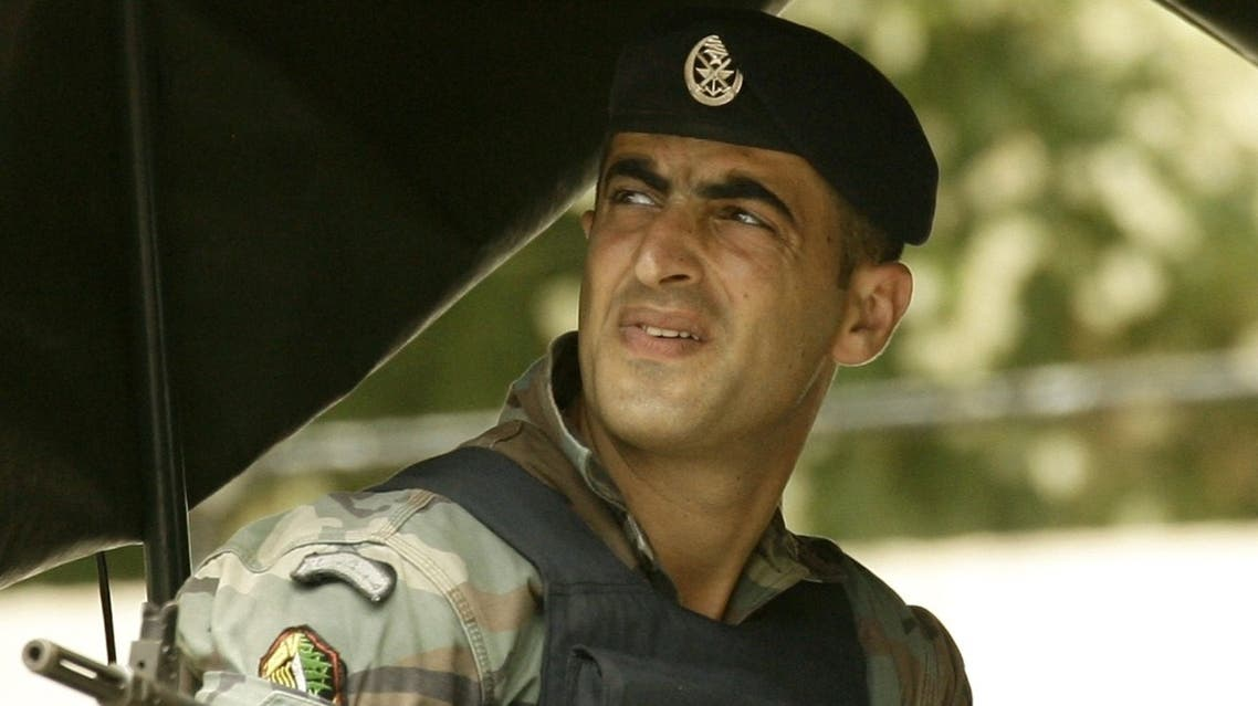 leb army AFP