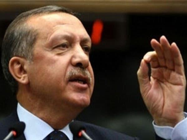 أردوغان يصر على دعم حكومة الوفاق في طربلس