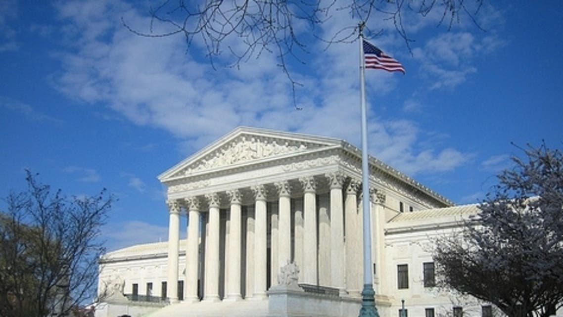المحكمة العليا في أميركا