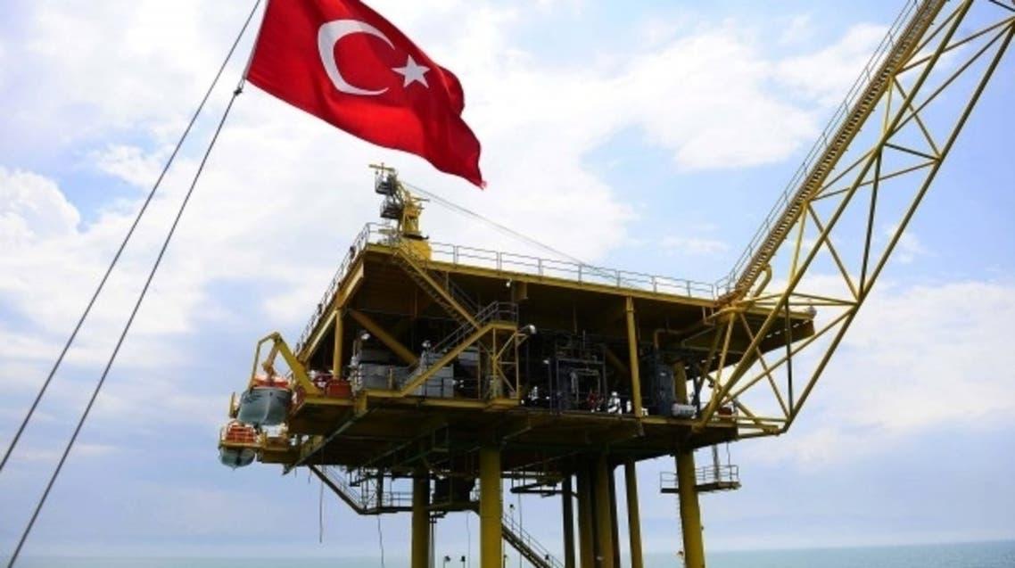 تركيا - غاز طبيعي