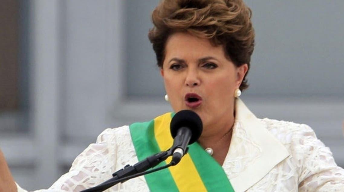 رئيسة البرازيل، ديلما روسيف