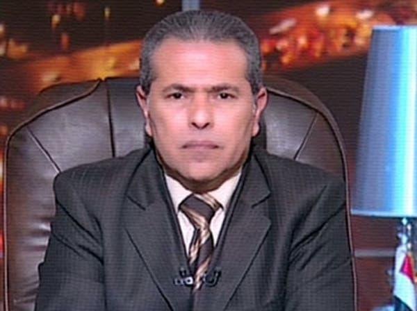 مذيع مصري يغادر الاستديو لعدم تمكنه من مقابلة السيسي