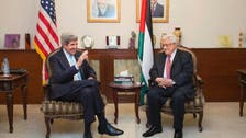 Kerry meets Abbas in Jordanian capital