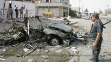 Café attacks in Iraq kill eleven