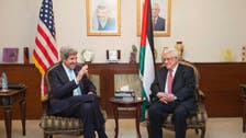 Kerry presses on with shuttle diplomacy in Mideast peace bid
