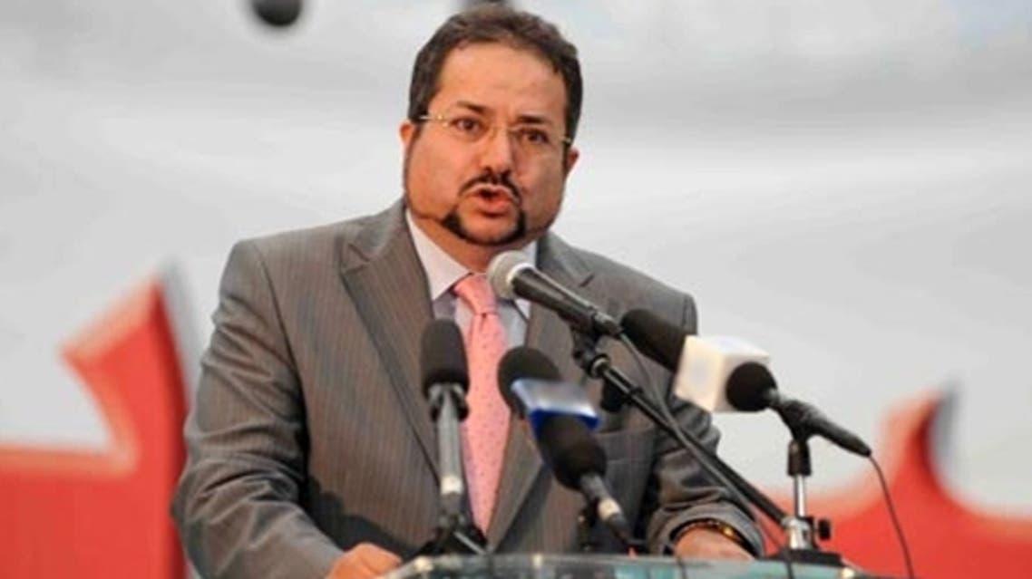 رئيس جبهة التغيير عبد المجيد مناصرة