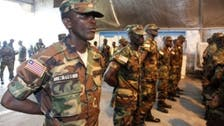 U.N. peacekeepers take over from African troops in Mali
