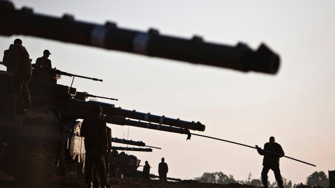gaza reuters file photo