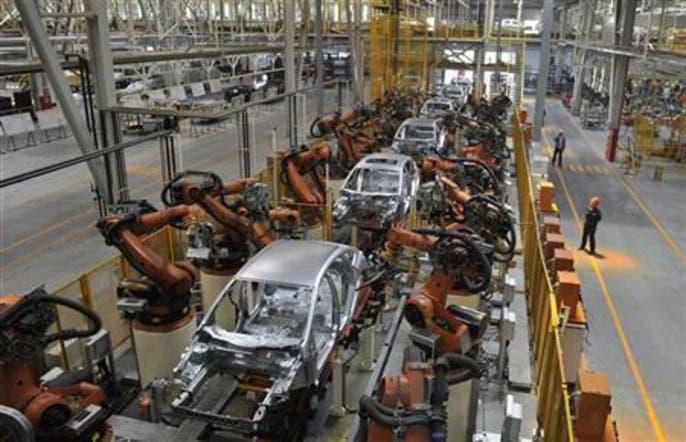 Big Three U S Automakers Consider Saudi Car Plants Al