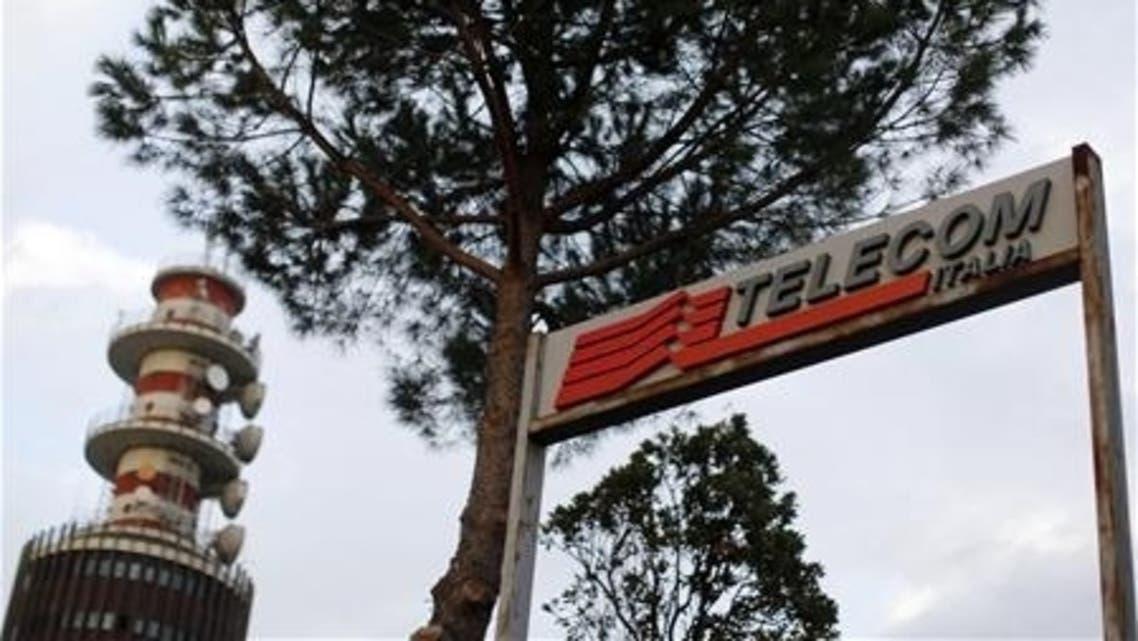 telecom Italia reuters