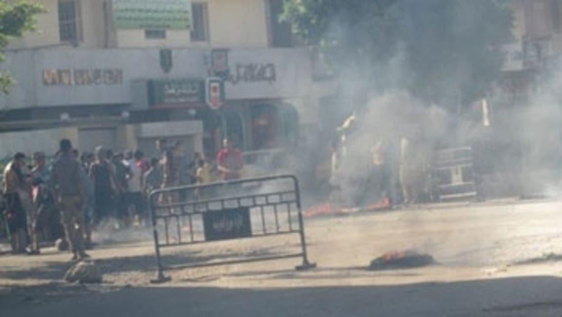 اشتباكات في محافظة الغربية في مصر