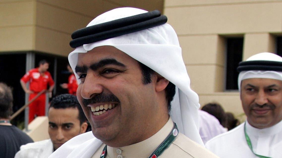 Sheikh Fawaz bin Mohammed Al Khalifa