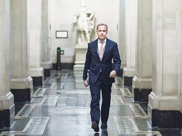 محافظ بنك إنجلترا يشيد بتعليقات ترمب بشأن الدولار