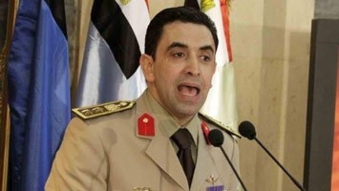 العقيد أركان حرب أحمد محمد علي 2