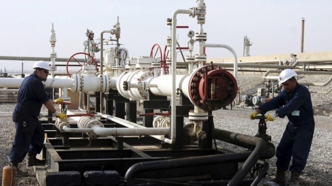 kurdistan oil pipeline - reuters