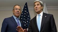 وزيرا خارجية أميركا وروسيا يلتقيان غداً في باريس